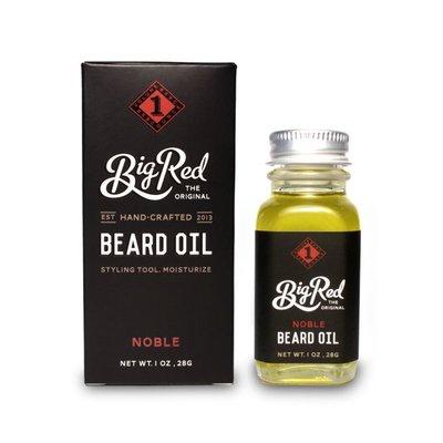 Big Red Beard Combs Beard Oil