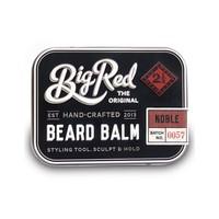 Big Red Beard Combs Beard Balm
