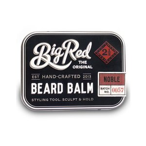Big Red Beard Combs Baardbalsem