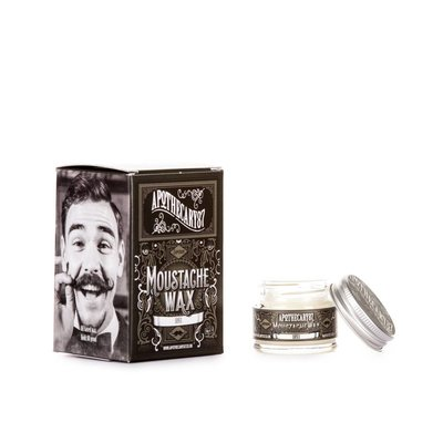 Apothecary87 Moustache wax
