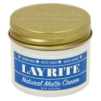 Layrite Men Pomade Natural Matte Cream