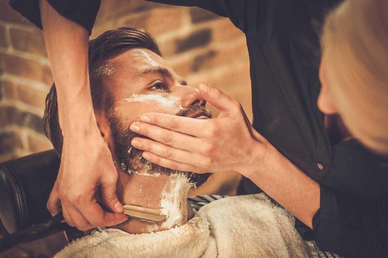 Hoe scheer je met een gevoelige huid