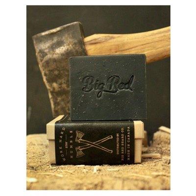 Big Red Beard Combs Soap Clay