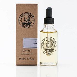 Captain Fawcett Beard Oil Private Stock