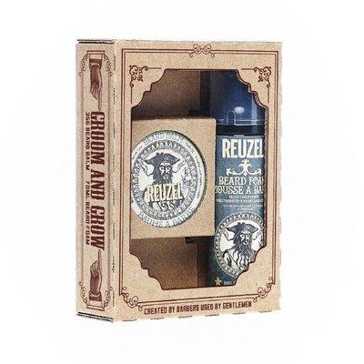 Reuzel Groom & Grow Gift Set