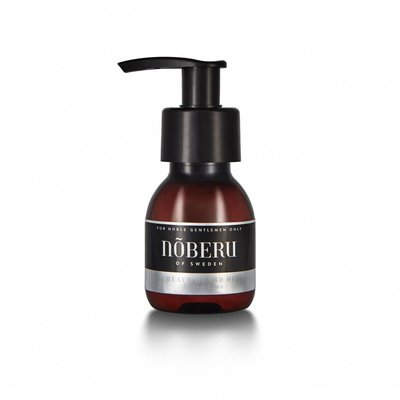 Noberu Noberu Beard Oil Heavy - Amber-Lime