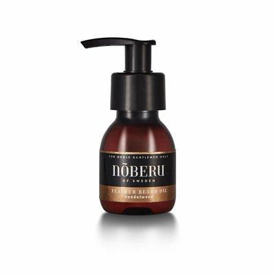 Noberu Noberu Beard Oil Feather - Sandalwood