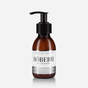 Noberu Aftershave balm Amber-Lime