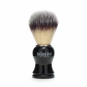 Noberu Shavingbrusch - Syntetic Silvertip