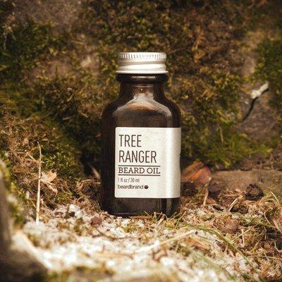 Beardbrand Baardolie Tree Ranger 30 ml.