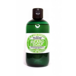 Dr K Soap Company beard soap woodland xl