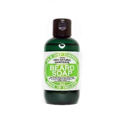 Dr K Soap Company beard soap woodland