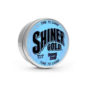 Shiner Gold Scheerzeep