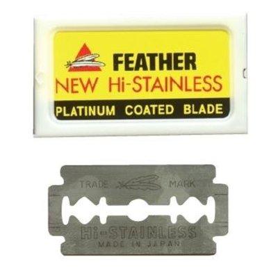 Feather 81-S 'Double Edge Blade' razor blades