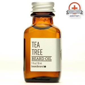 Beardbrand Baardolie Tea Tree 30 ml.