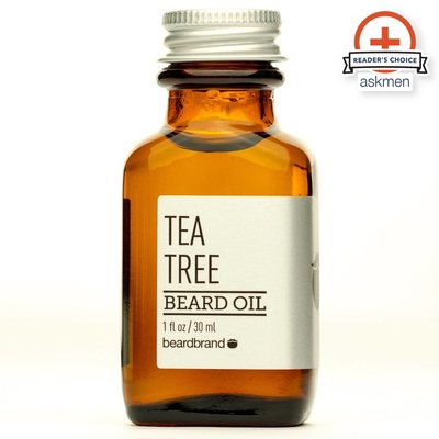 Beardbrand Baardolie Tea Tree
