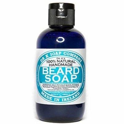 Dr K Soap Company Baardzeep 100% natuurlijk XL