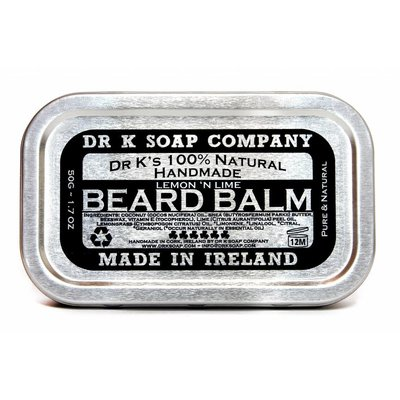 Dr K Soap Company Baardbalsem Lemon 'n Lime