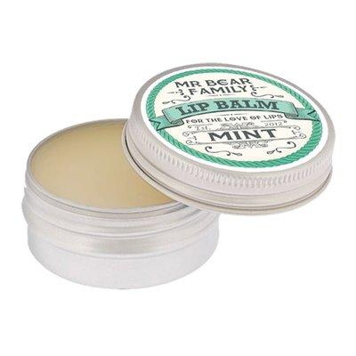 Mr. Bear Family Lippenbalsem Mint
