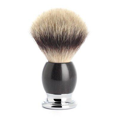 Muhle Scheerkwast Silvertip Fibre® - Maat L - Sophist