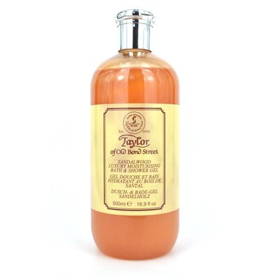 Taylor of Old Bond Street Bad en Douchegel 500ml Sandalwood