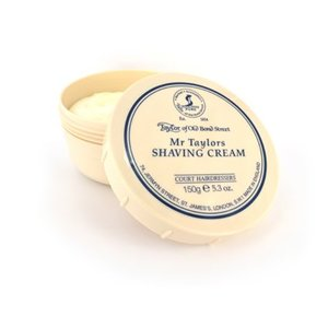Taylor of Old Bond Street Mr Taylors scheercreme