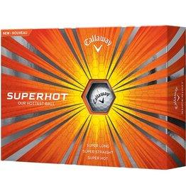 Callaway Superhot 12 dozijn Logo ballen