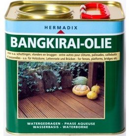 Hermadix Bankirai-Olie