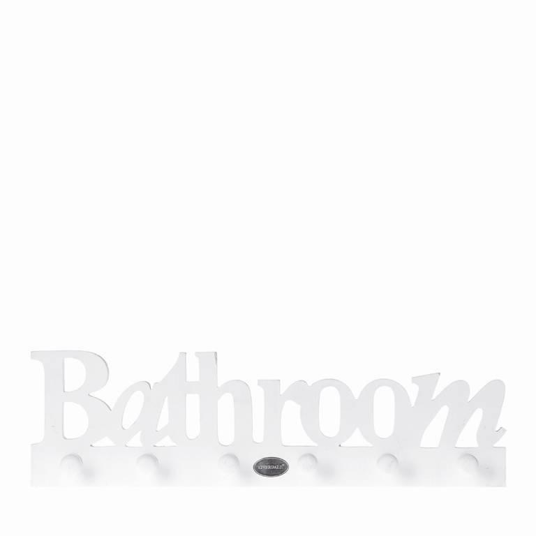 Riviera Maison Keuken Haak : Riverdale HAAK BATHROOM 40CM WIT – Jardinerie