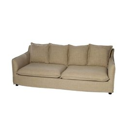Riverdale Sofa Preston beige 3.5-zits 212cm