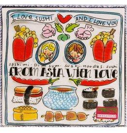 Blond Amsterdam BLOND ASIA SERVETTEN 20ST