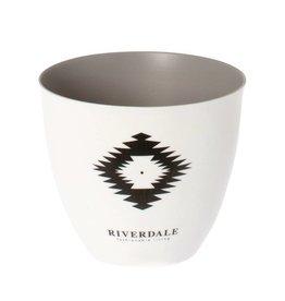 Riverdale Sfeerlicht Aztec grijs 8cm
