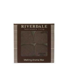 Riverdale Aroma wax melts Joy mahogany 10cm
