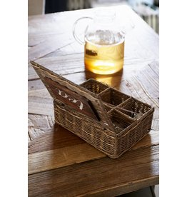 Riviera Maison Rustic Rattan Tea Box M