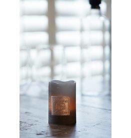 Riviera Maison Classic LED Candle grey 2 pcs