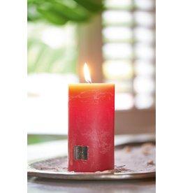 Riviera Maison Rustic Candle fabulous fuchsia 7x13
