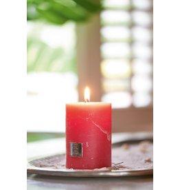 Riviera Maison Rustic Candle fabulous fuchsia 7x10