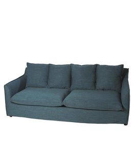 Riverdale Sofa Preston Indigo 3,5 zits