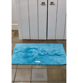 Riviera Maison Bath Mat 'Spa' aqua