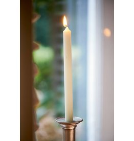 Riviera Maison Dinner Candle off white 2x25