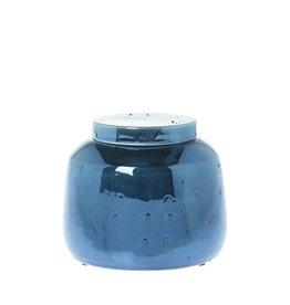 Riverdale Dekselpot Pearl blauw 19cm