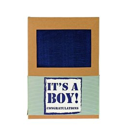 Riverdale Plaid Boy blauw 120x150cm AB