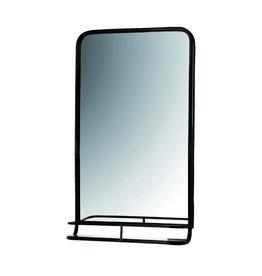 Riverdale Spiegel Pure grijs verticaal 80cm