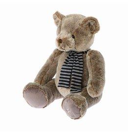 Riverdale Beer Teddy grijs zittend 41cm