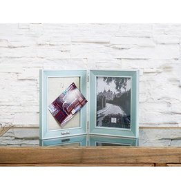 Riviera Maison Happy Memories Duo Photo Frame