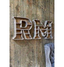 Riviera Maison Rustic Rattan RM Wall Shelf