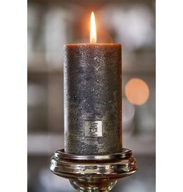 Riviera Maison Rustic Candle petrol 7x13