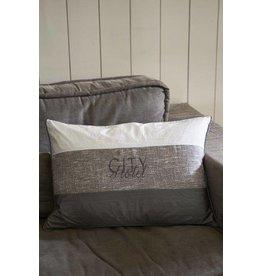Riviera Maison City Hotel Stripe Pillow Cover 65x45 (zonder vulling)