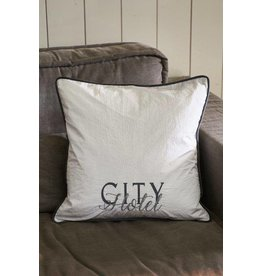 Riviera Maison City Hotel Basic Pillow Cover 50x50 (zonder vulling)