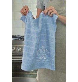 Riviera Maison RM Kitchen Towel The Kitchen Is Always Open